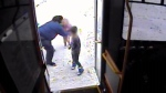 Bus driver rescues kids wandering out in the cold