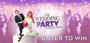 PTE's The Wedding Party Banner