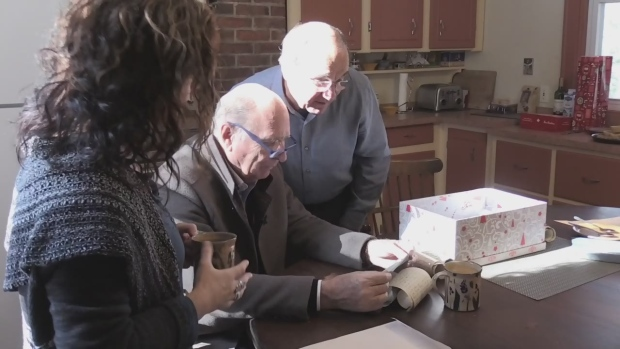 Lost love letters recovered in Huntsville