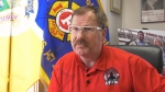 If Waverley West was its own city it would be the second largest in the province, the Firefighters Union President Alex Forrest said, yet it doesn't have a fire hall of its own. The head of the Firefighters Union says that needs to change. (Source: CTV News Winnipeg)