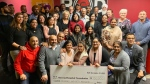 An annual fundraiser by RED FM collected $790,000 for the Mata Tripta Family Birthing Unit at Surrey Memorial Hospital. (Handout)
