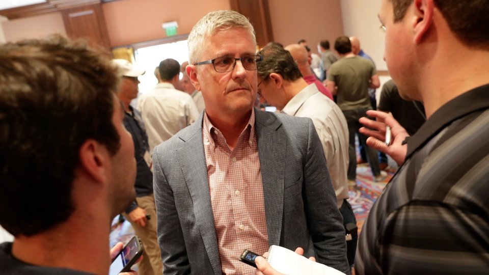 Houston Astros general manager Jeff Luhnow