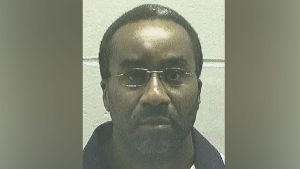 A Georgia man was executed Wednesday for a 1994 murder after courts denied appeals involving pleas for new DNA testing and a witness's claim that a different man confessed. (Georgia Dept of Corrections)