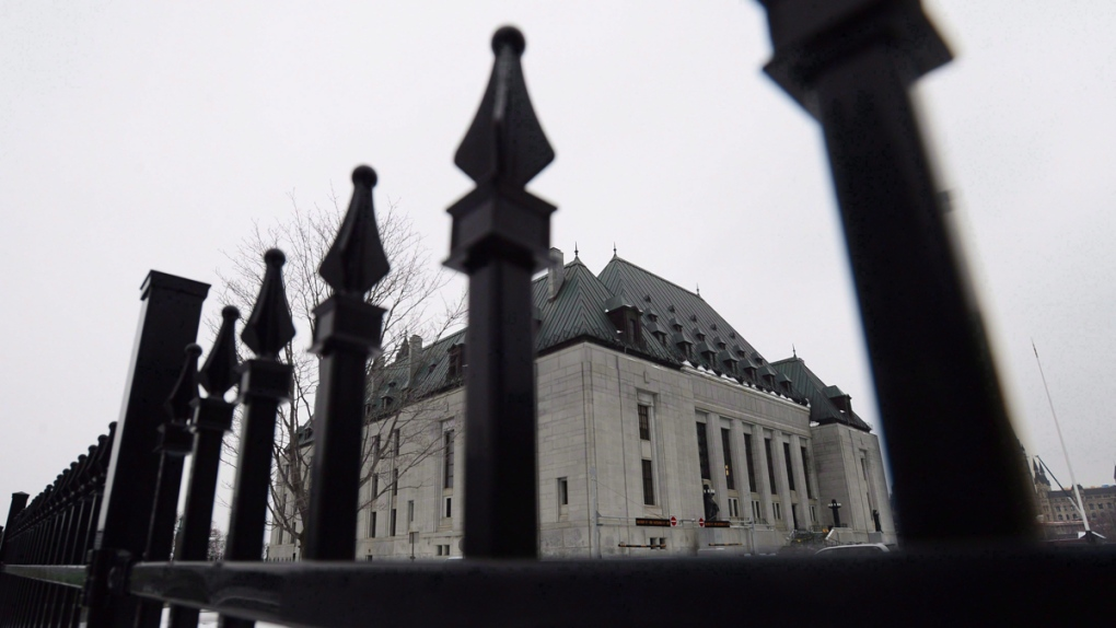The Supreme Court of Canada in 2018