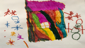 Carson McNamara, 5 years old, Kindergarten, St-Luke School, Barrhaven