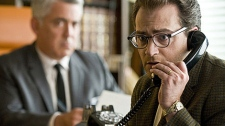 Michael Stuhlbarg (foreground) and Adam Arkin (in background) in 'A Serious Man.' The new flick from the Coen brothers will have it's world premiere at TIFF.