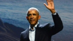 Barack Obama speaks to sold-out Halifax crowd