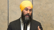 Singh: NDP support 'not going to come for free'