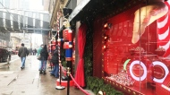 Christmas windows
