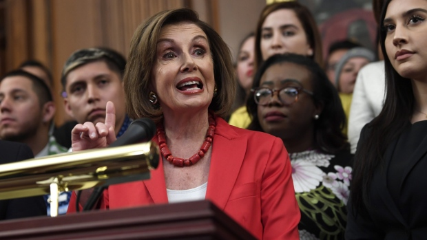 Pelosi calls Trump's actions 'bribery' as Democrats sharpen case for impeachment
