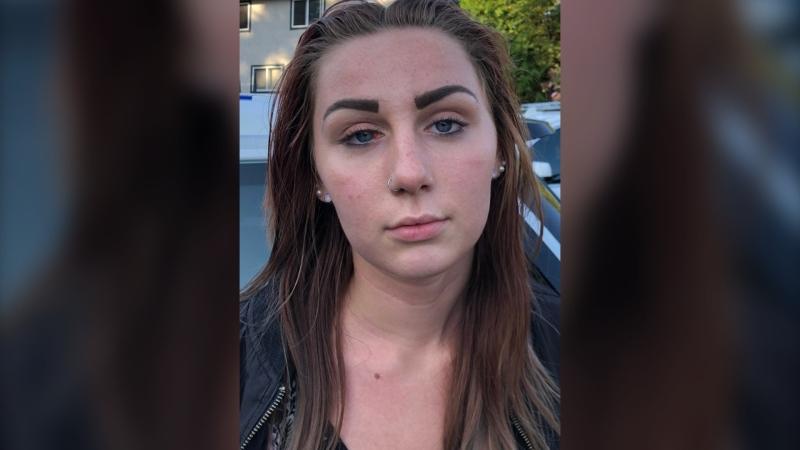 Missing girl Lia Barker, 14, was last seen on Nov. 8, 2019. (West Shore RCMP)