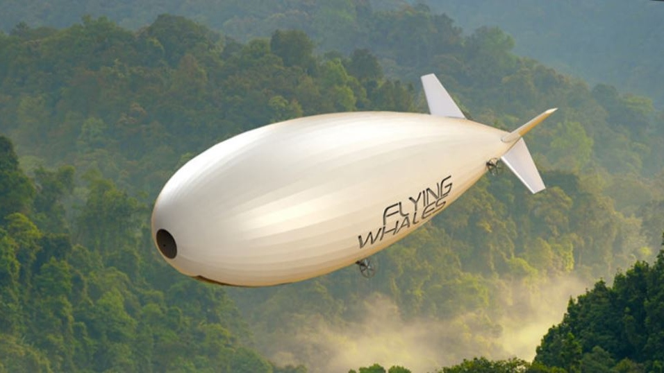 Flying Whales: Quebec could invest more than $30M into blimp company