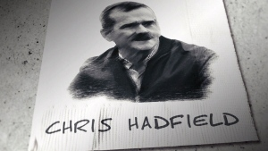 Chris Hadfield on Pop Life