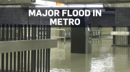 Montreal metro paralyzed by water leak
