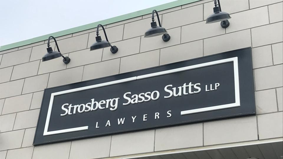 Strosberg, Sasso, Sutts LLP