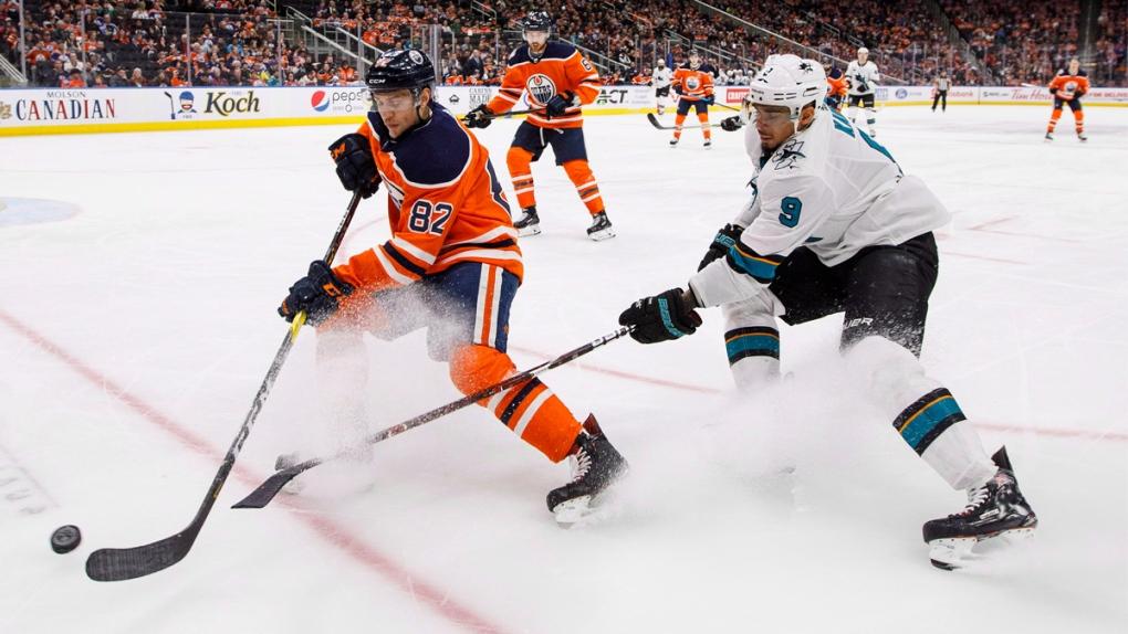 'He's earned his look': Caleb Jones gets call up with injuries in Oilers blue line