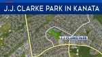 Inaugurating J.J. Clarke Park