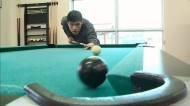 Local teen top junior nine ball player in Canada
