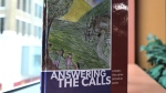 """""""Answering the Calls: A Child's View of the 94 Calls to Action"""" is seen in this image."""