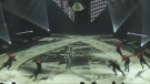 Axel, cirque du soleil