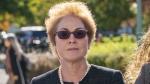 Former U.S. ambassador to Ukraine Marie Yovanovitch, arrives on Capitol Hill in Washington, on Oct. 11, 2019.  (J. Scott Applewhite / AP)