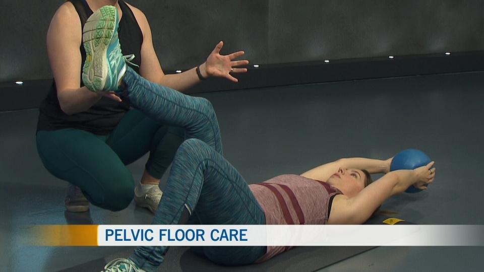 pelvic floor care