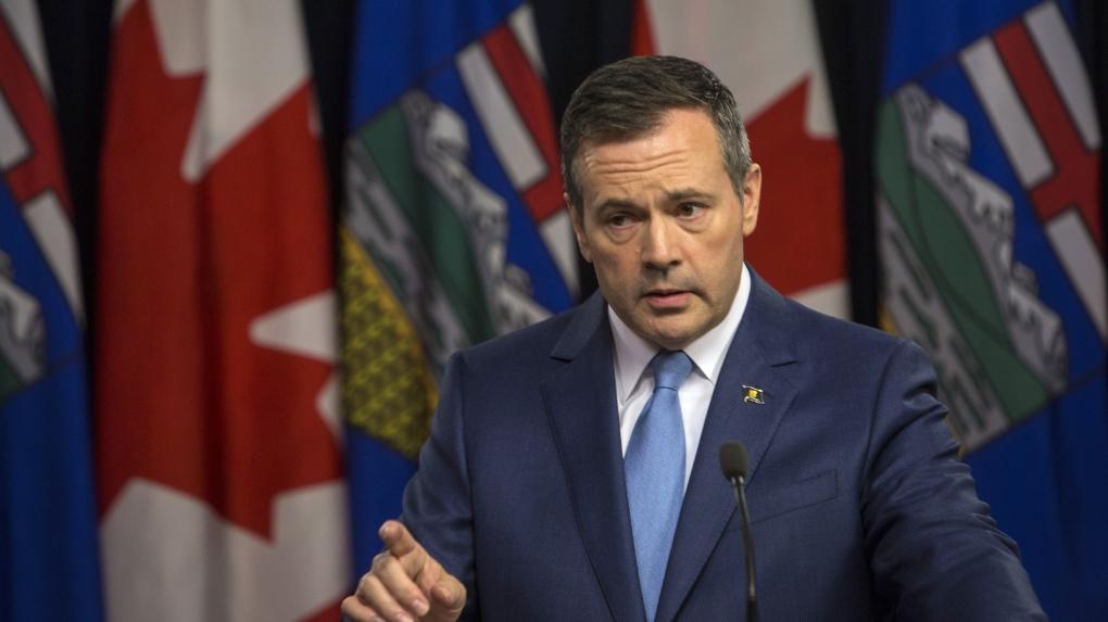 Alberta Premier Jason Kenney