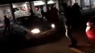 Mayor addresses 'mob violence' in video