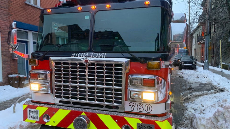 Montreal fire department generic