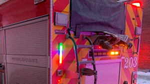 Two fires Dec. 14, 2019 in Salaberry-de-Valleyfield has prompted the SQ to open an investigation. (FILE PHOTO)