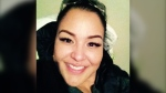 Rebecca Hunter, 35, was found dead outside of a north Edmonton home in what police are calling a suspicious death. (Facebook)