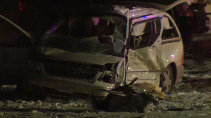St  Clements crash results in pending charges | CTV News