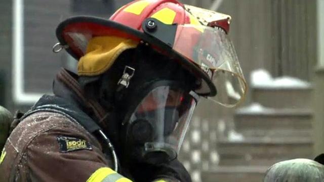 Smoke alarm saves lives: Cigarette tossed in garbage ignites