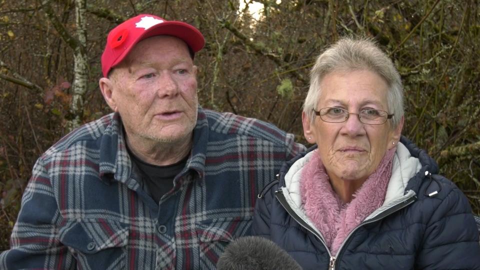 Craig and Marilyn Horsley