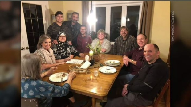 Community in Saint John rallies to help reunite family separated by Syrian civil war - CTV News