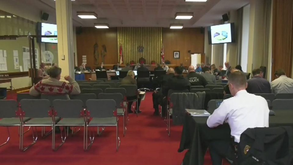 Victoria city councillors are addressing a motion that will seek the public's input on a 50 per cent pay raise for councillors. (CTV News)