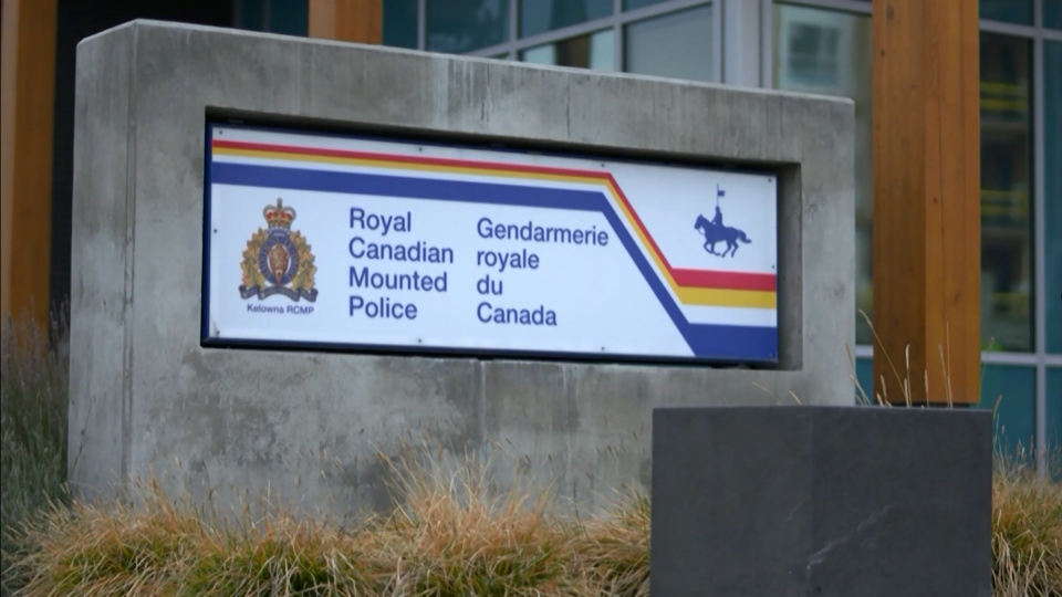The Kelowna RCMP detachment is seen in this file photo. (CTV)