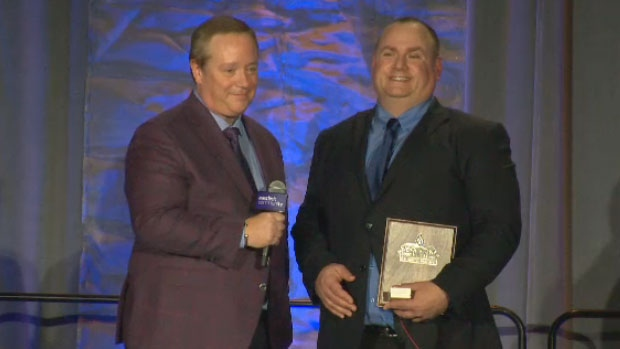 Jackie Barrett becomes first Special Olympian inducted into N.S. Sports Hall of Fame