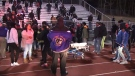 Shooting at New Jersey football game