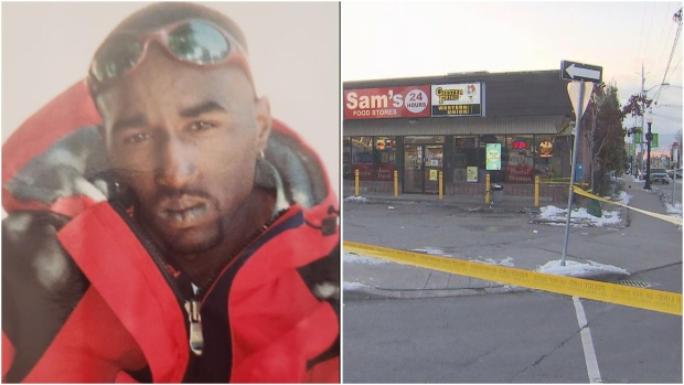 "Craig Campbell, 42, of Toronto was shot and killed in police have described as a ""targeted"" shooting in the city's west end. (Toronto Police Service)"