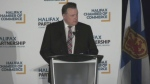 Halifax mayor Mike Savage says he's actively considering whether to run again.