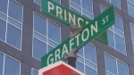 Police say at 2:30 a.m. on November 16th, they reported an assault near Grafton St. and Prince St. in downtown Halifax.