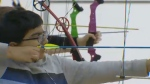 Nearly 90 students from around Nova Scotia set their sights on a bullseye at the National Archery in Schools Program Provincials.