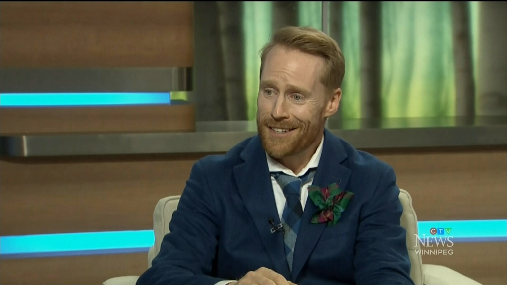 Jon Montgomery's journey from small-town Manitoban to Gold-medal Olympian
