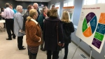The City of Calgary hosted an open house on Nov. 16 for Calgarians about the Deerfoot Trail Study.