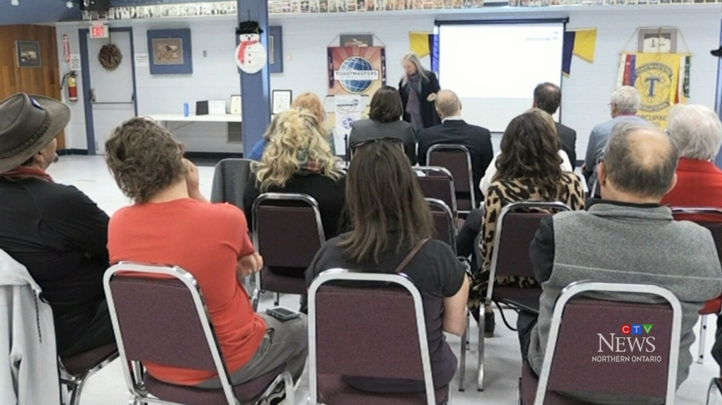 Porcupine Toastmasters celebrates 30th anniversary with guest speaker Tuula Reddit