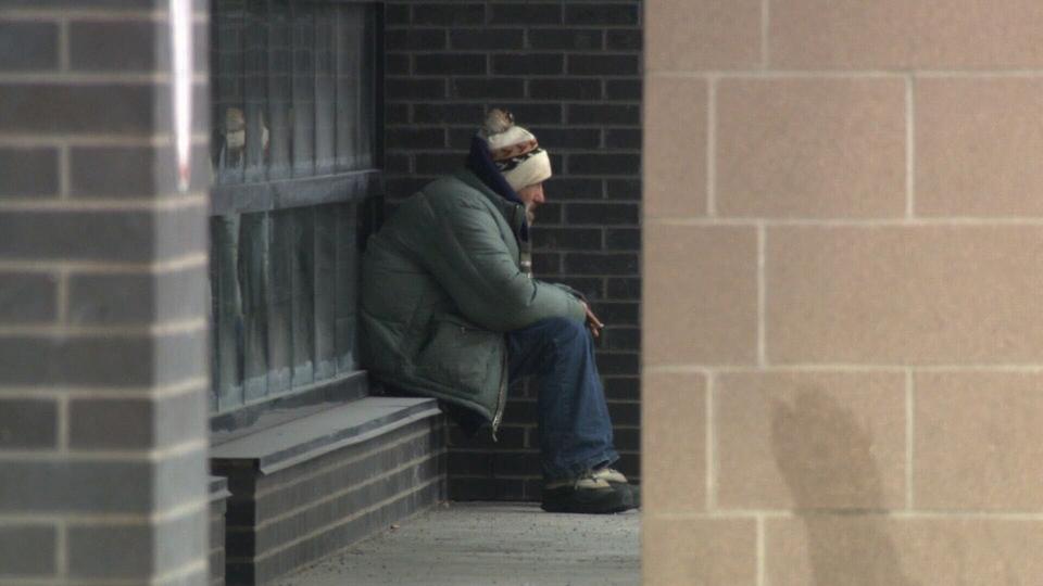 Montreal homeless