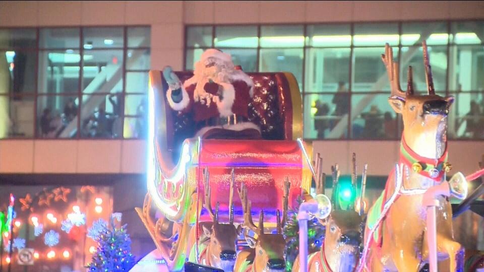 2019 Santa Claus Parade