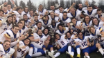The Saskatoon Hilltops capture 6th consecutive Canadian Bowl title (Courtesy: Saskatoon Hilltops)