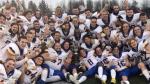 The Saskatoon Hilltops capture 6th consecutive Canadian Bowl title (Courtesy: Saskatoon Hilltops)